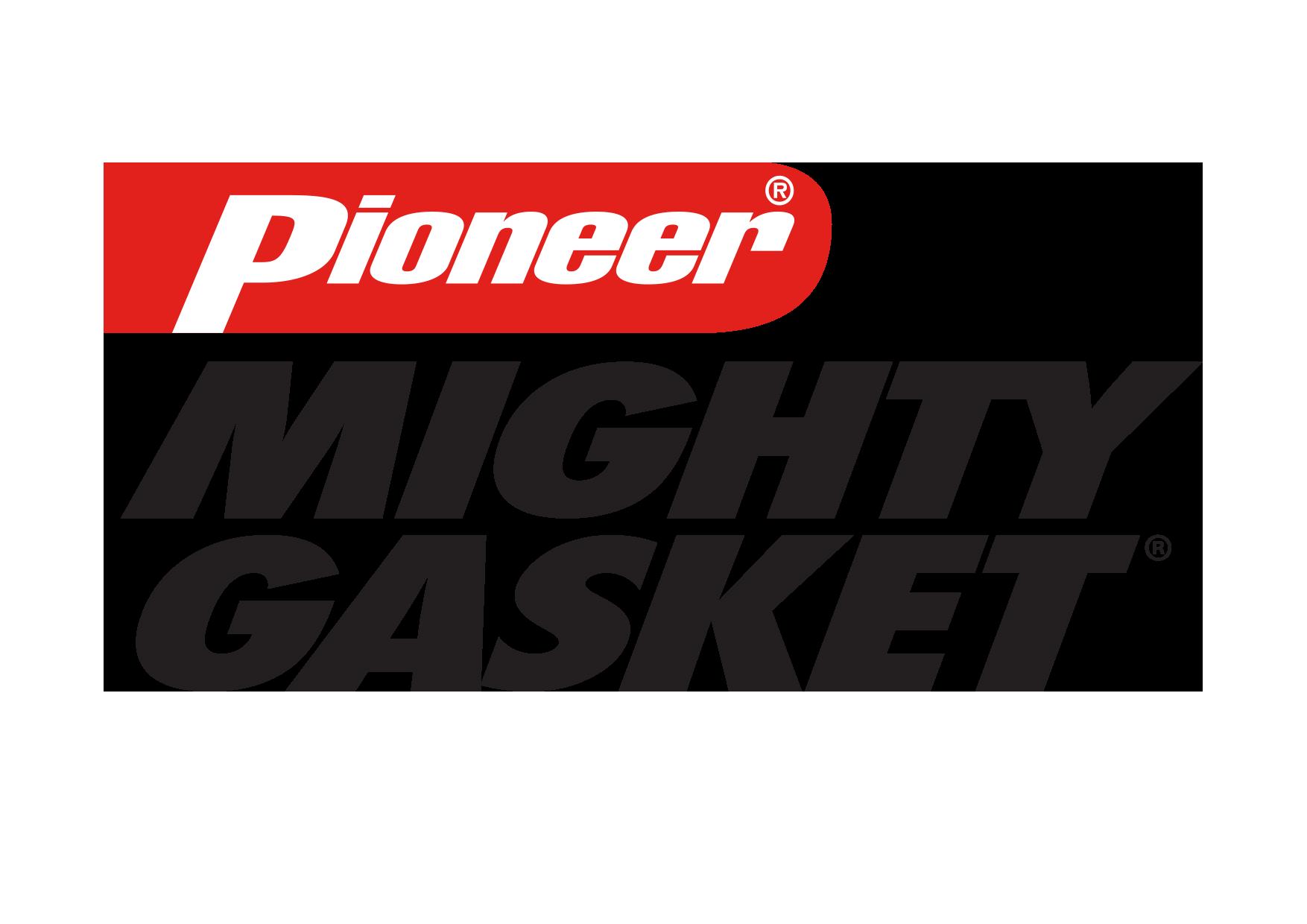 Pioneer Mighty Gasket Logo