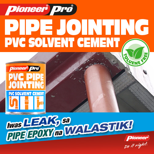 pioneer pro pvc jointing cement